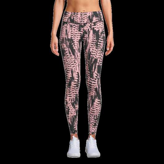 Iconic Printed 7/8 Tights, Survive Pink