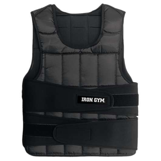 Iron Gym Weight Vest, 10 kg
