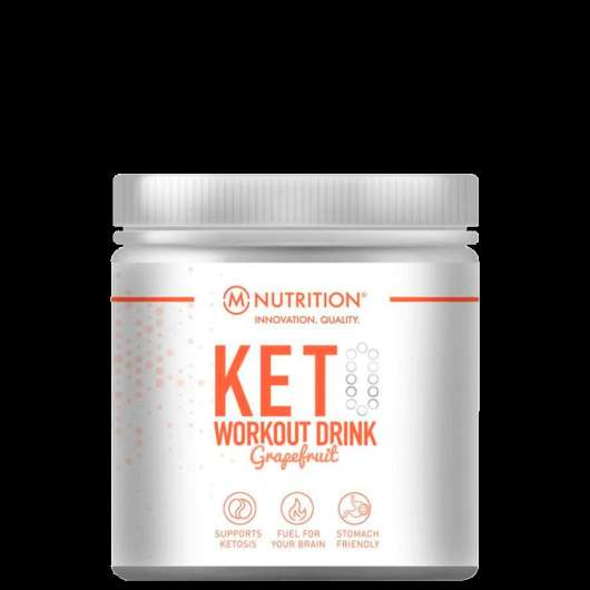 Keto Workout Drink, 300 g, Grapefruit