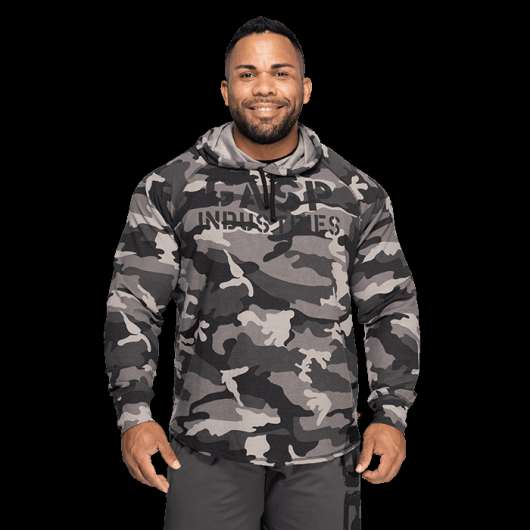 L/S Thermal Hoodie, Tactical Camo
