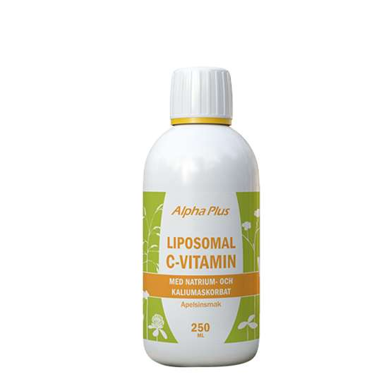 Liposomal C-vitamin, 250 ml