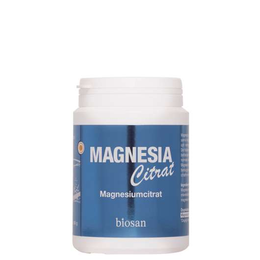 Magnesia Citrat, 160 tabletter