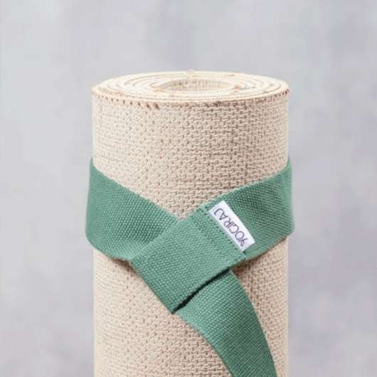 Mat Carry Strap, Moss Green