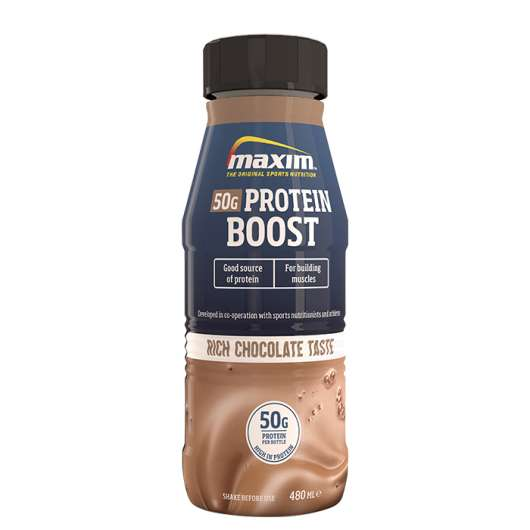 Maxim Protein Boost, 480ml