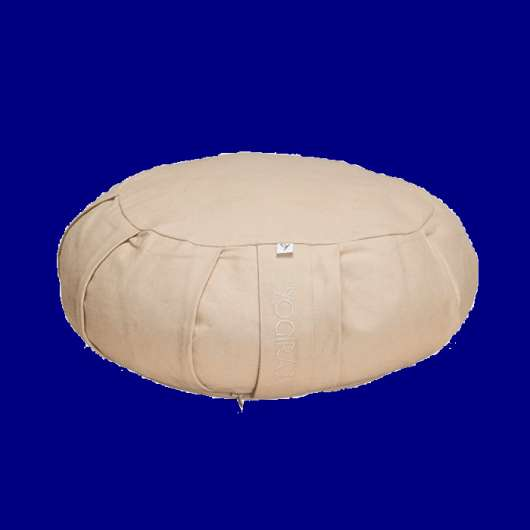 Meditation Cushion Round, Beach Beige