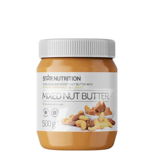 Mixed Nut Butter, 500 g