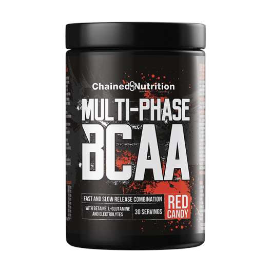 Multi-Phase BCAA, 480 g