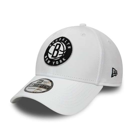 NBA Dashback 39THIRTY Brooklyn Nets, White