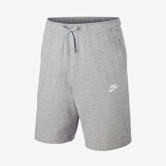 Nike Club Short JSY, Grey