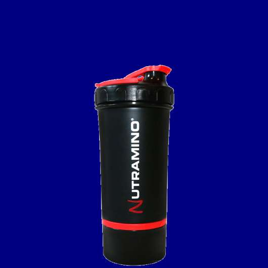 Nutramino, Shaker, Black, 740 ml
