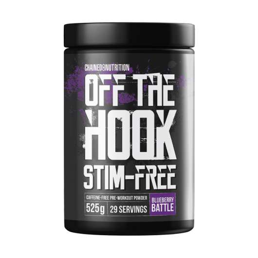 Off the Hook, Stim Free, 525 g