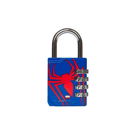 Perfect Gym Lock, Spiderman