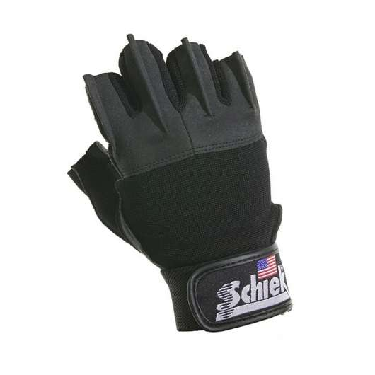 Platinum Gel Lifting Gloves, Black