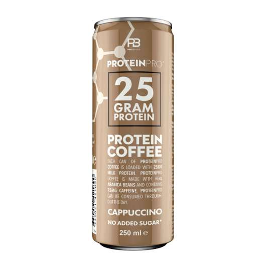 Protein Coffee, 250 ml