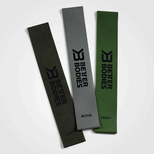 Resistance Mini Band, Washed Green