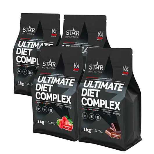 Ultimate Diet Complex, Mix&Match, 4 kg