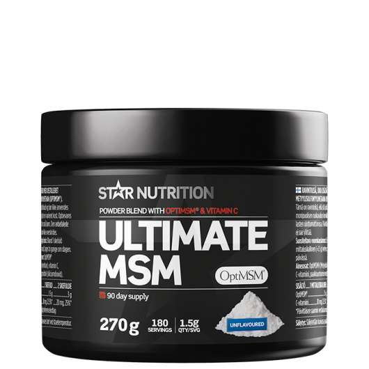 Ultimate MSM Powder, 270g