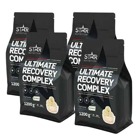 Ultimate Recovery Complex, Mix&Match, 4x1200 g