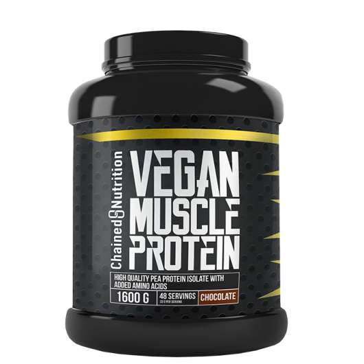 Vegan Muscle Protein, 1600 g