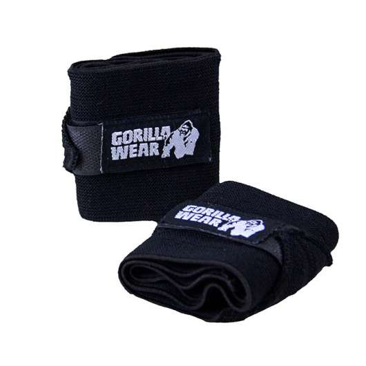 Wrist Wraps Basic, black