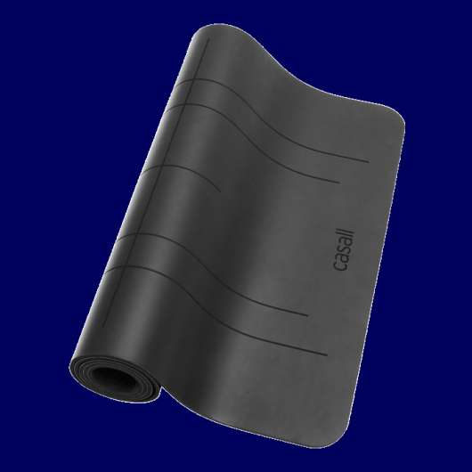 Yoga mat Grip & Cushion III 5mm, Black
