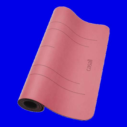 Yoga mat Grip & Cushion III 5mm, Comfort Pink